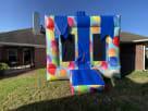 Holiday Gift Christmas Bounce House