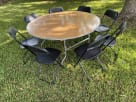 Rent Tables and Chairs in Houston