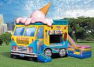 ice Cream Bounce Houses for Rent Texas