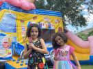 Children's Ice Cream Truck Bounce House Combo