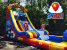 Kids Mickey Mouse Birthday Party Slide