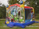 Monsters University kids party rental