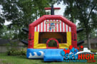 inflatable pirate party