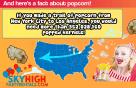 Popcorn Infographic