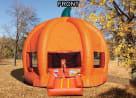 Pumpkin Bounce House Rentals