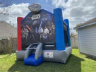 Star Wars Themed Bounce House