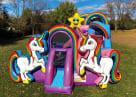 Unicorn Houston Kids Inflatables