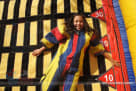 Carnival Event Velcro Wall