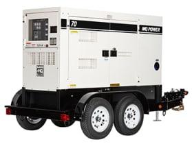 70KVA Generator