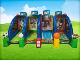 4in1 sports game rental Houston