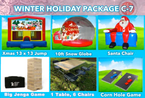 Dallas Winter Holiday Package C7