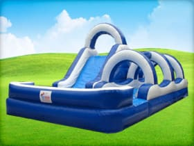 Splash Zone Water Slide
