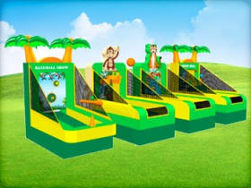 Tropical Luau Carnival Games For Rent