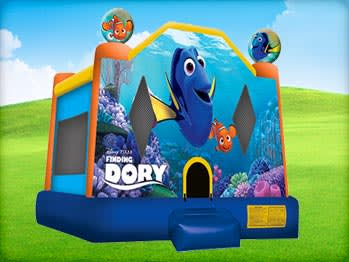 Finding Dory Bounce House Rentals