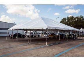 30'x50' Frame Tent Rental