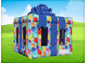 Birthday Present Bounce House