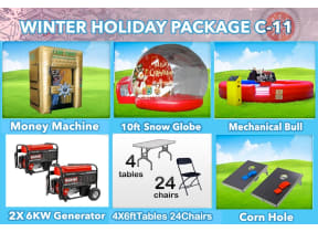 Austin Winter Holiday Package C11
