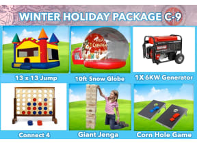 Dallas Winter Holiday Package C9