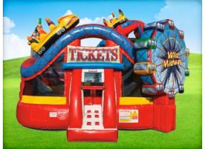 Midway Amusement Park Jr KidsZone