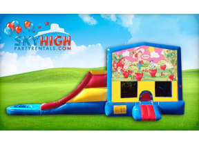Strawberry Shortcake 3in1 Obstacle