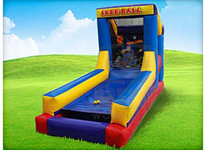 skeeball game rental Houston