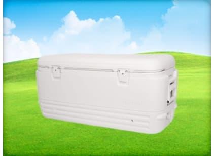 120 quart ice cooler rentals