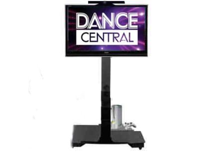 Dance Central Arcade Game Rental
