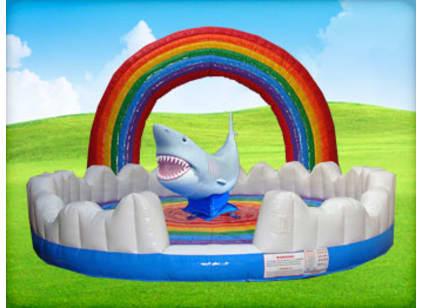 Shark Week Party Rentals