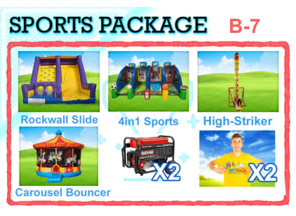 Sports Package B7