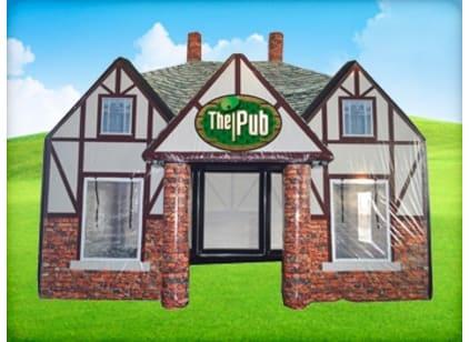 Inflatable Pub Texas