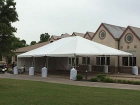 30 x 40 Frame Tent Rentals Houston