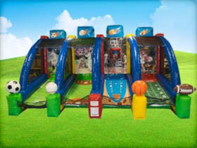 4in1 sports game rental Houston