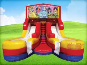 16ft Disney Princess (Wet/Dry) Double Slide
