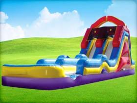 Huge Monster Water Slide Rental