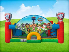 Paw Patrol Toddler Bounce House Moonwalks