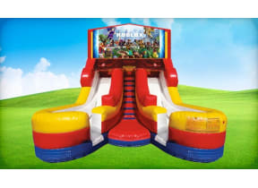 16ft Roblox (Wet/Dry) Slide