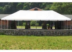 20'x40' Frame Tent Rental
