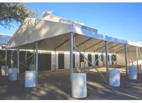 20'x50' Frame Tent Rental
