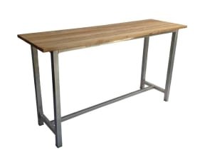 Rustic Bar Table - 6ft