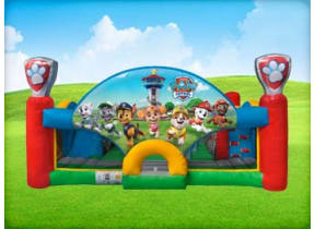 Paw Patrol Toddler Bounce House