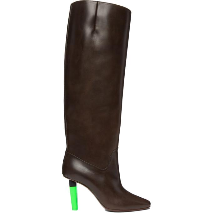 Vetements Highlighter Social Worker Boots kbD4RaZ