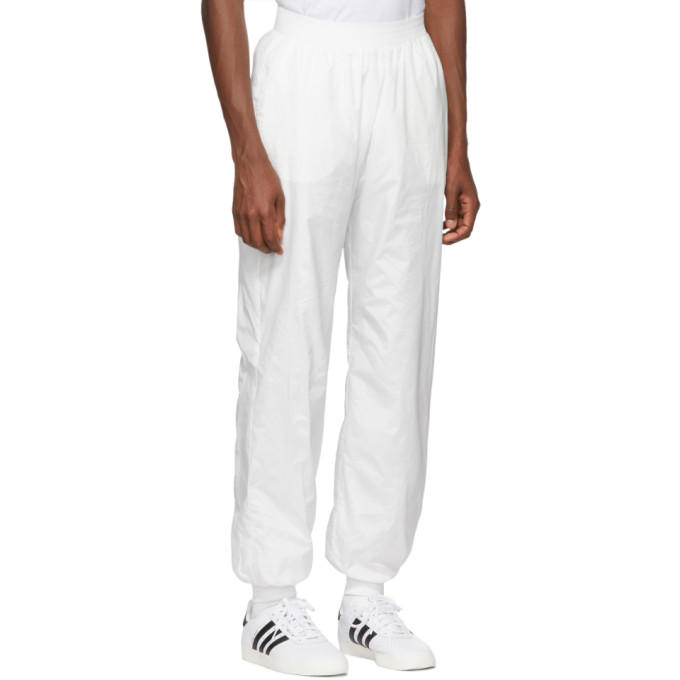 White Lounge Pants Anton Belinskiy Pick A Best Clean And Classic 7NoNemsrP