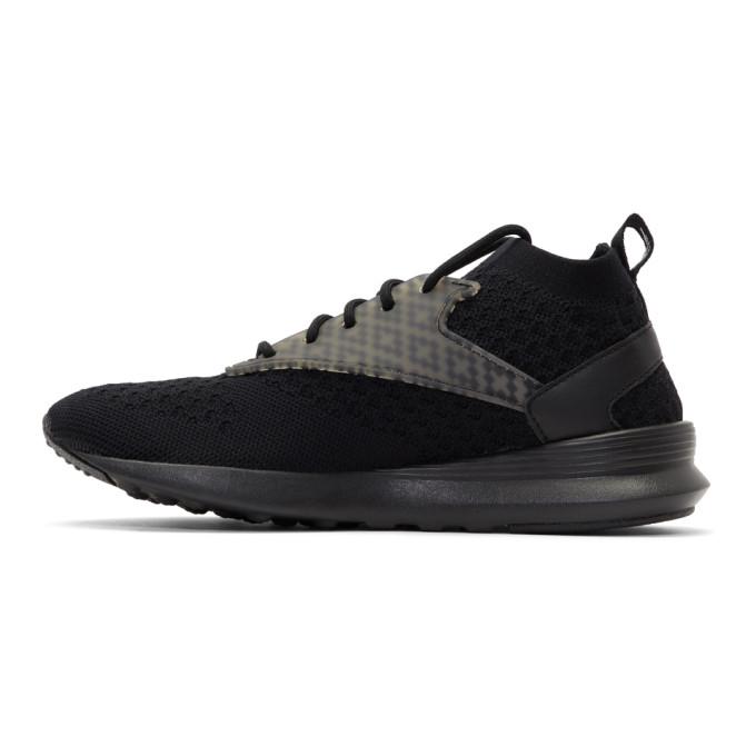 Black Reebok Classic Edition Zoku Runner Utlk Sneakers Marcelo Burlon Bc827Q9Ibg