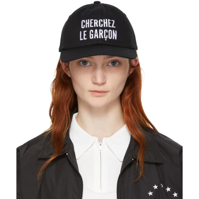 Black Orly Cherchez Le Garcon Cap Tudes Studio WyVXZ6IZ