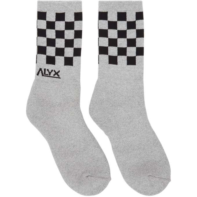 ALYX Modello B Checkerboard Socks Buy Cheap View Shopping Online High Quality Finishline For Sale Free Shipping Many Kinds Of iqzqKw5