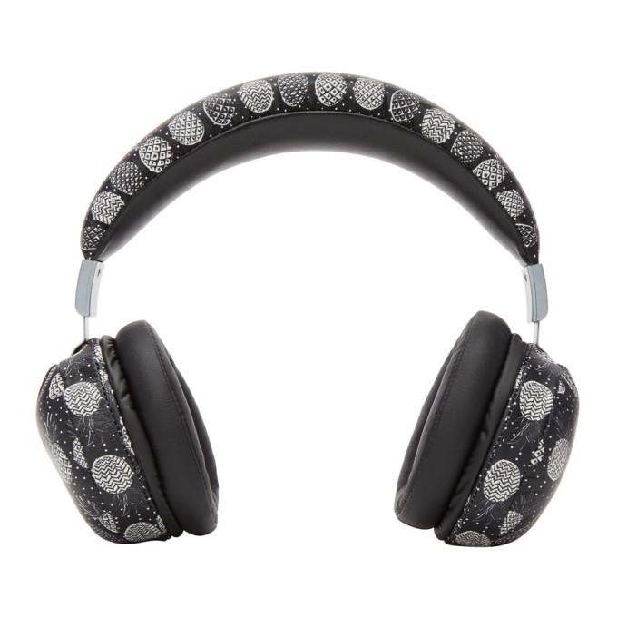 Black Pineapple Headphones