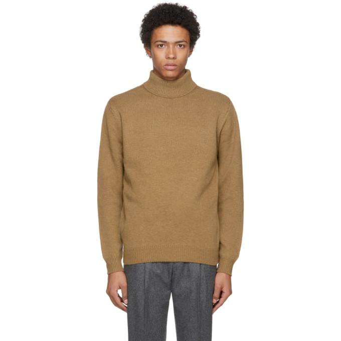 HARMONY Harmony Tan Harmony Sweater