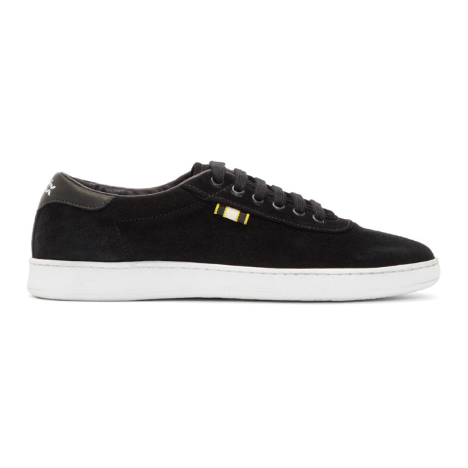 APRIX Black APR-002 Sneakers