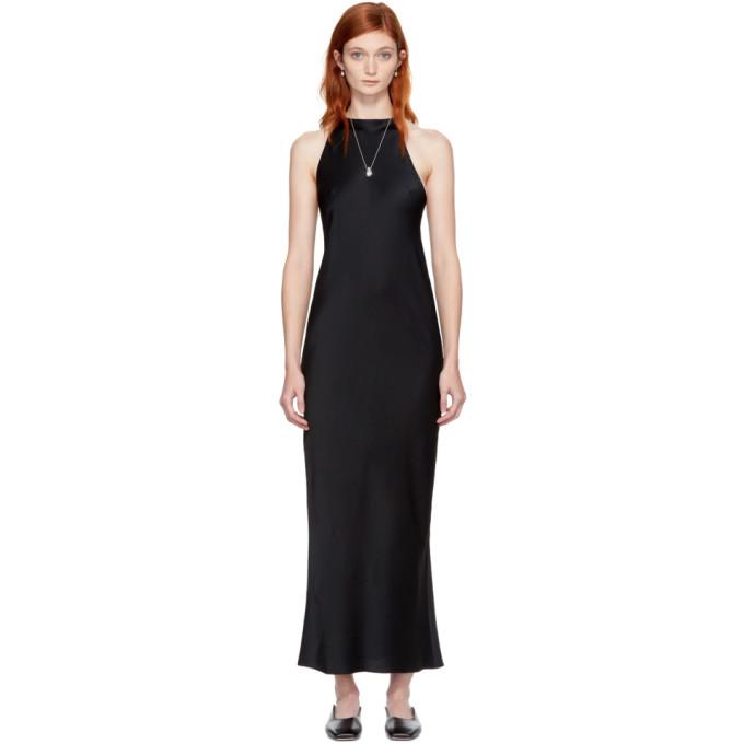 Black Karen Dress by Khaite