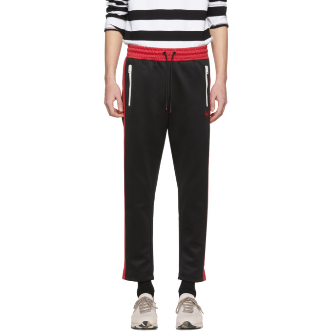 Black & Red P-Russi Lounge Pants